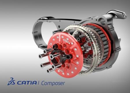 最新DS CATIA Composer R2020 3D设计软件中文离线安装包注册机-狗破解-Go破解 GoPoJie.COM