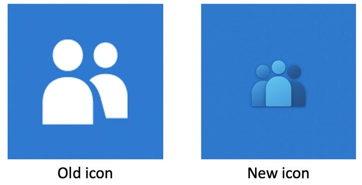 微软 Win10 推送人脉全新流畅设计图标-狗破解-Go破解|GoPoJie.COM