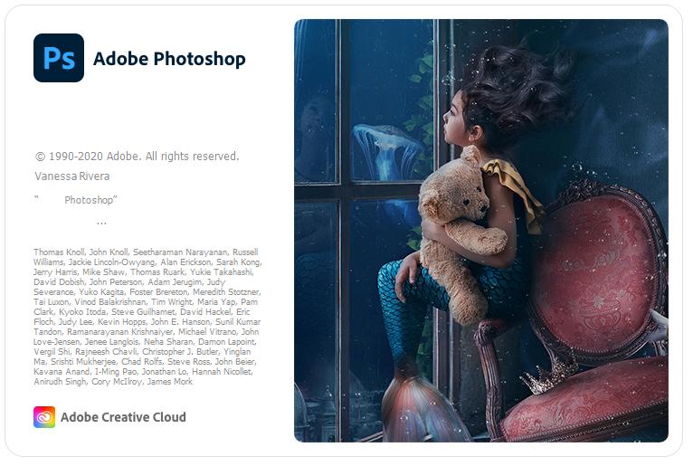 最新Adobe Photoshop 2020 21.2.0 绿色特别破解版