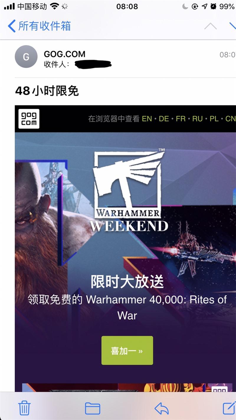 GOG 喜加一:回合制策略《战锤 40K:战火洗礼》免费领-狗破解-Go破解 GoPoJie.COM