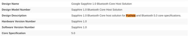 Fuchsia OS新一代谷歌系统,未来将会取代安卓系统