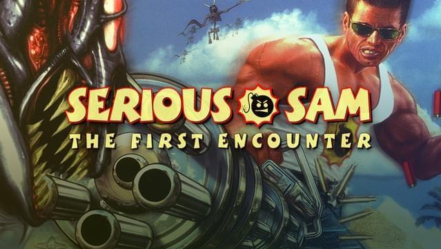 GOG 喜加一:《英雄萨姆:首次出击》免费送