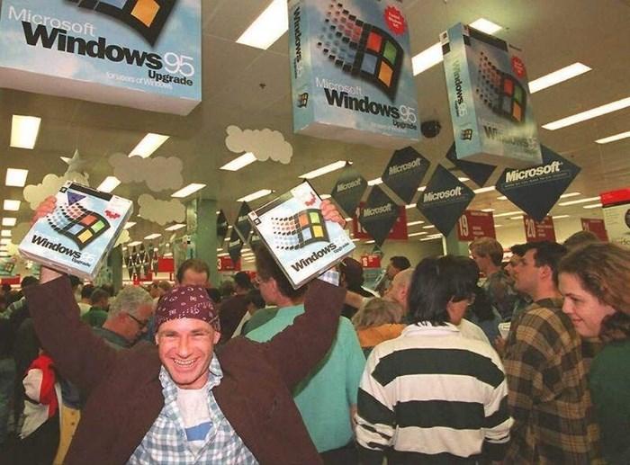 Win95 诞生 25 周年!这经典系统比 Win10 强在哪
