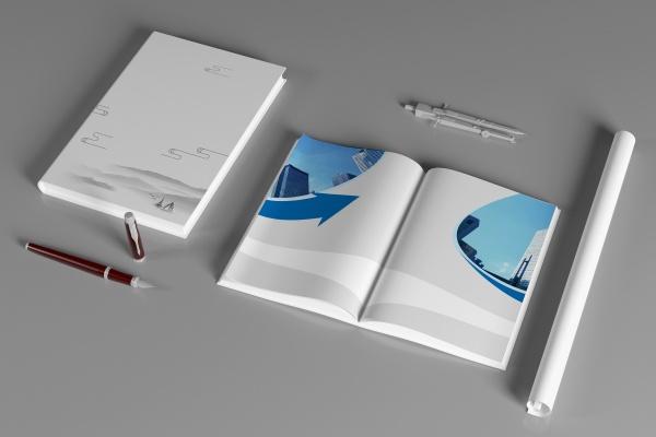企业VI模板设计素材504