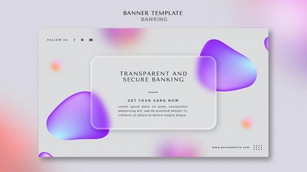 时尚创意银行宣传海报508
