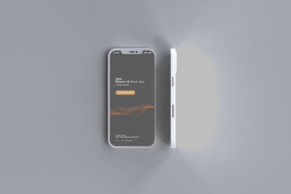 智能手机样机PSD模板516