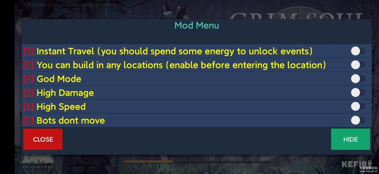 冷酷灵魂(grim soul)MOD版-分享一款一直在玩的生存游戏