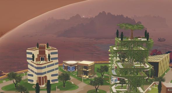 福利来了:Steam 喜加一:建造策略游戏《火星求生》免费领